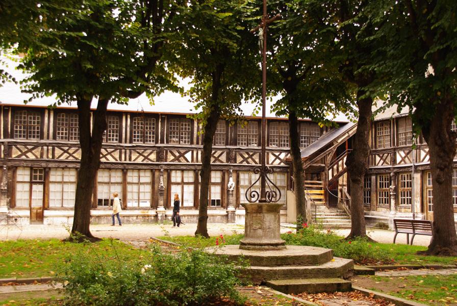 atre Saint Maclou - Rouen