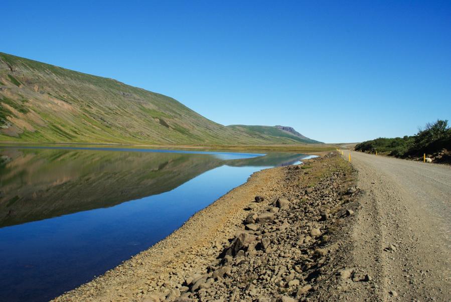lac lagarfljot - Islande