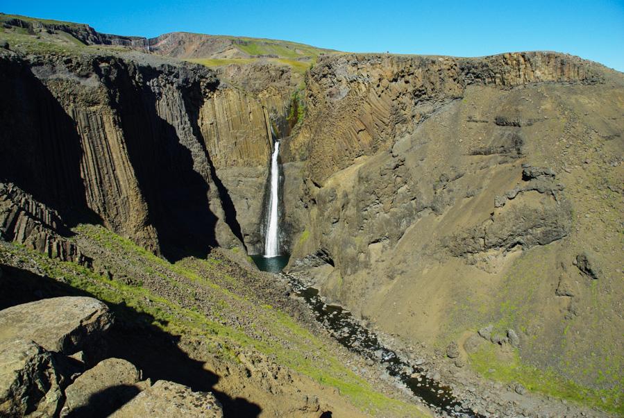 cascade Litlanesfoss