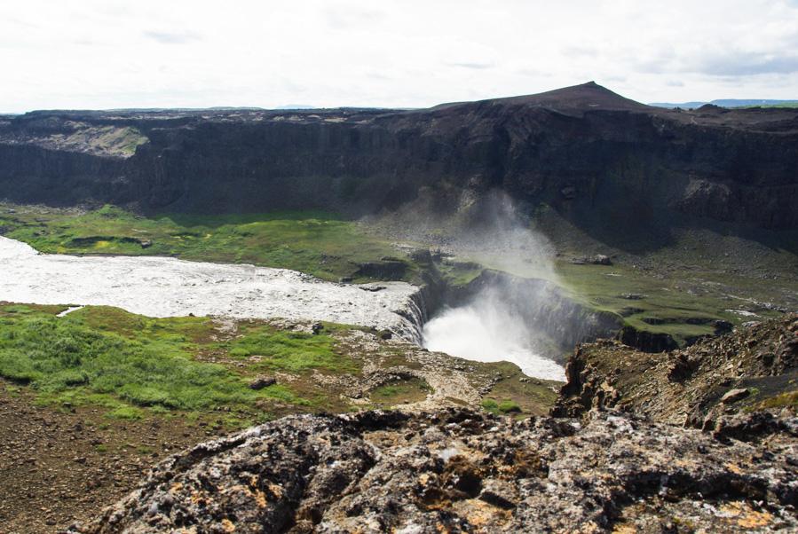 cascade d'Hafragilsfoss