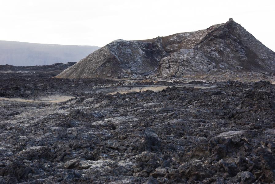 coulée de lave Leirhnjukur Myvatn