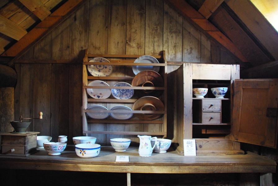 vaisselier - Ecomusée de Glaumbear - Varmahlíð
