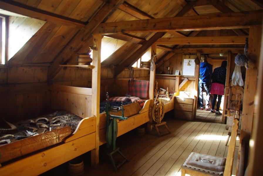 pièce commune - Ecomusée de Glaumbear - Varmahlíð