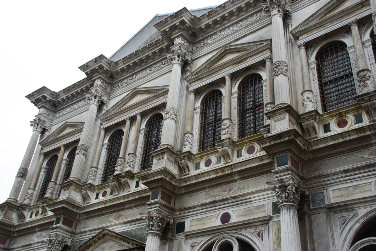 Scuoala di Grande de San Rocco - Venise