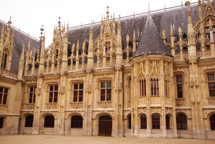 Palais de justice de Rouen