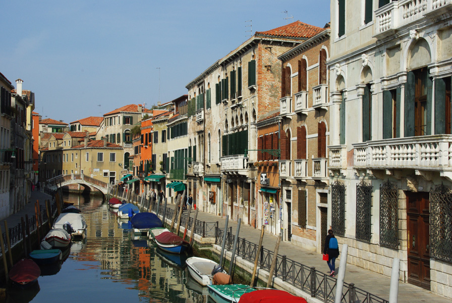 rio dei tolentini Venise