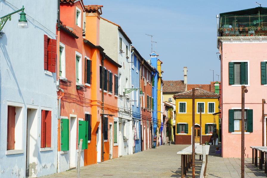 Burano : une île en couleurs