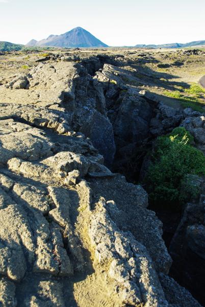 grottes de Grjótagjá en Islande