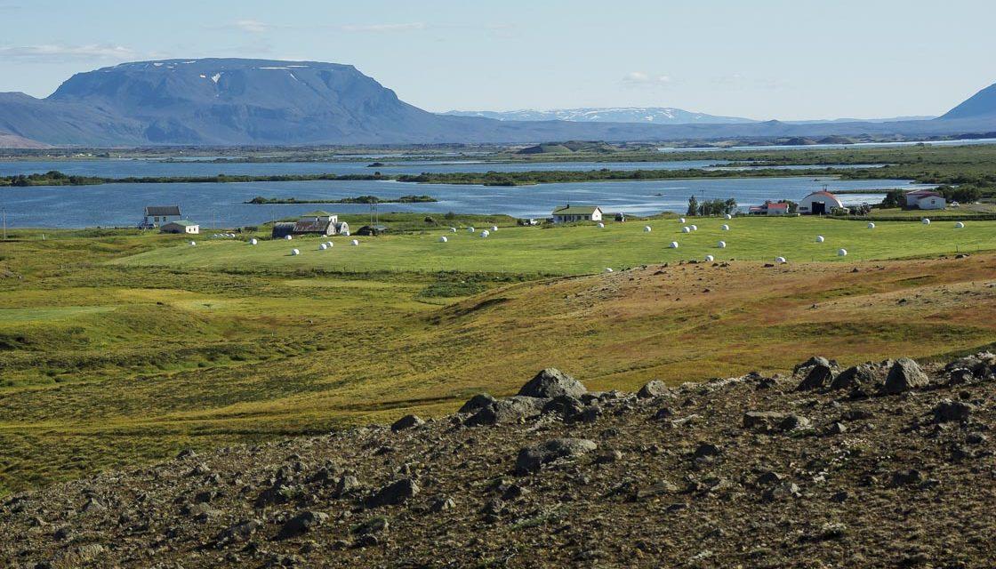 Que voir autour du lac de Myvatn ?