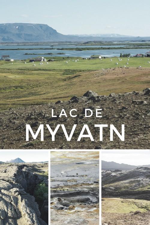 Découvrez les 7 plus beaux points d'intéret de la région du lac de Myvatn en Islande