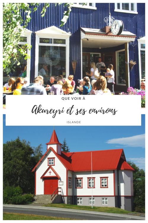 Que voir à Akureyri et dans ses environs ?