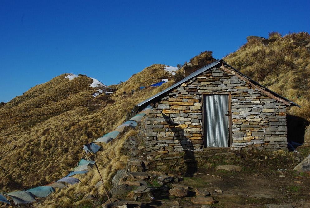 High Camp - trek de Mardi Himal