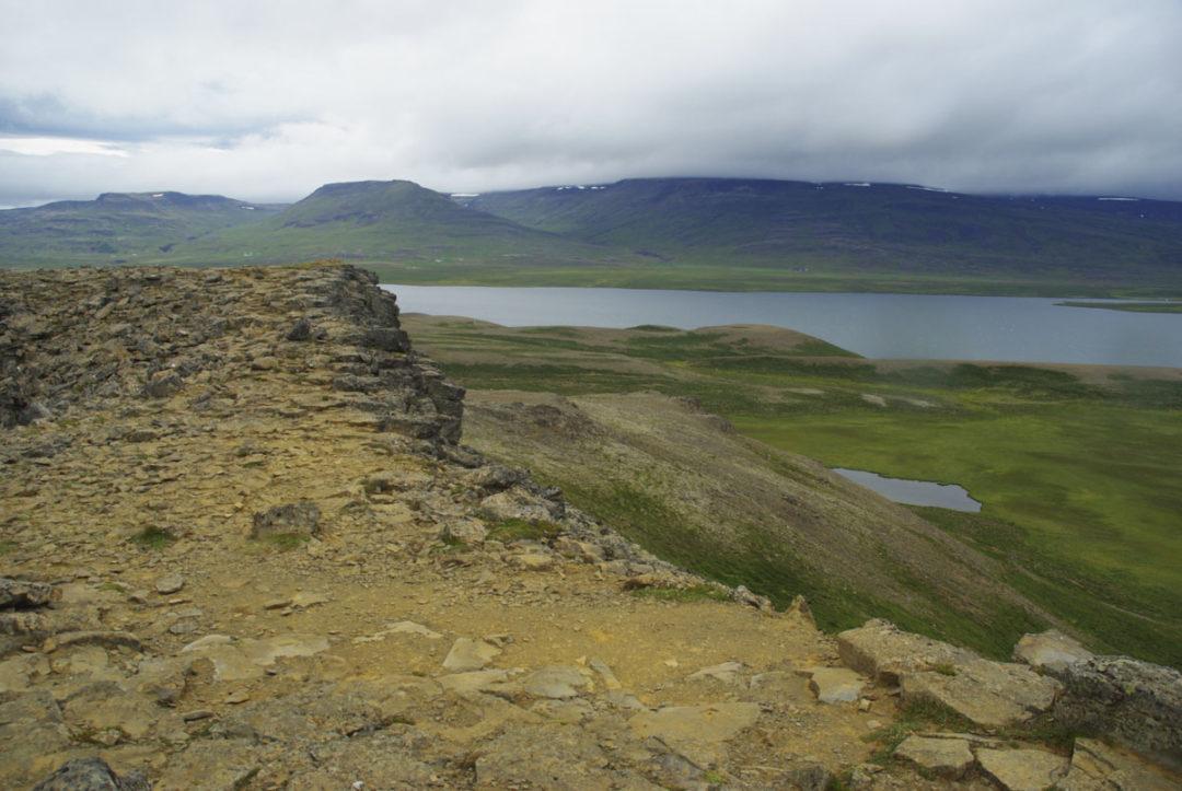 Forteresse viking de Borgarviki
