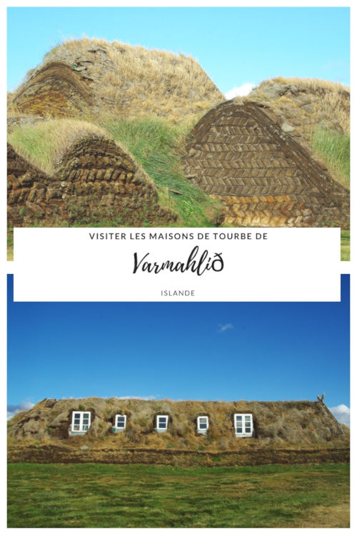 Visiter les maisons de tourbe de Varmalid dans le nord de l'Islande