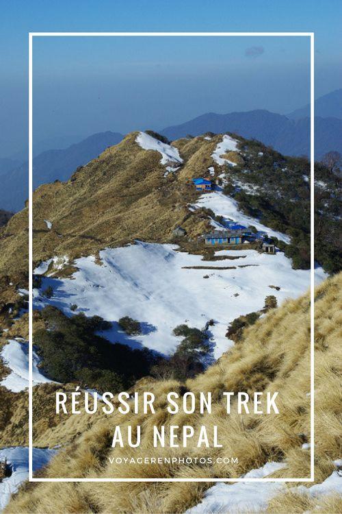 Du choix de l'itinéraire au matériel à emporter, je vous fais part de tous mes conseils pour réussir votre trek au Népal