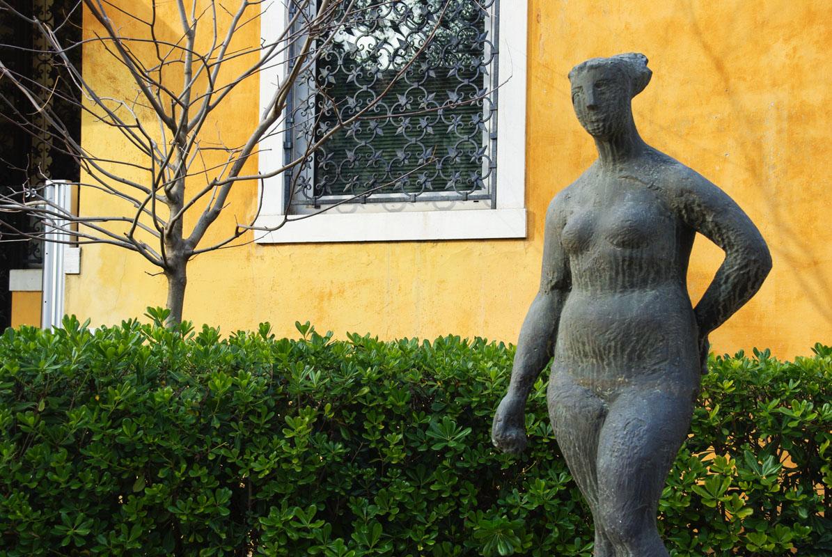 La Fondation Peggy Guggenheim de Venise