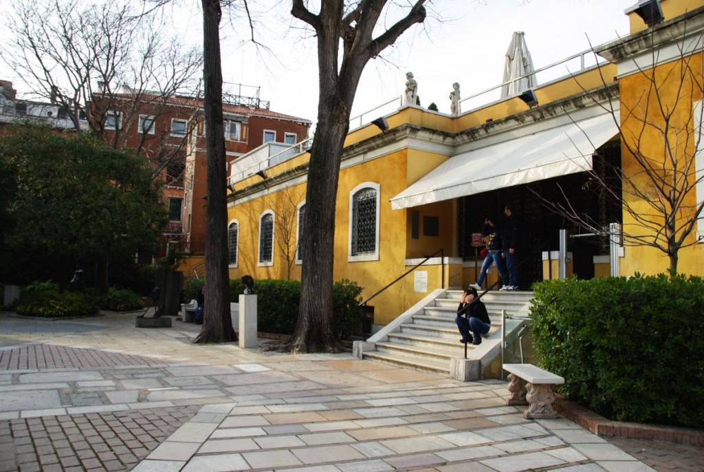 villa de Peggy Guggenheim Venise