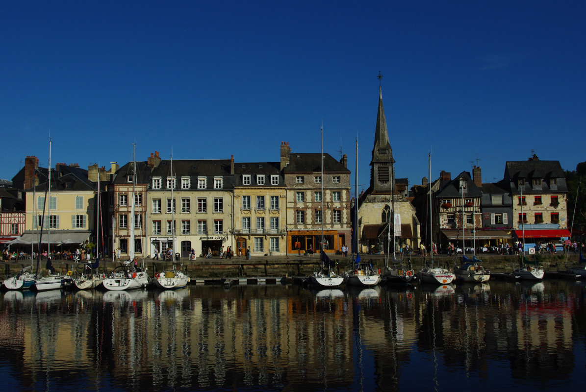 Itinéraire pour un road-trip en Normandie le temps d'un week end