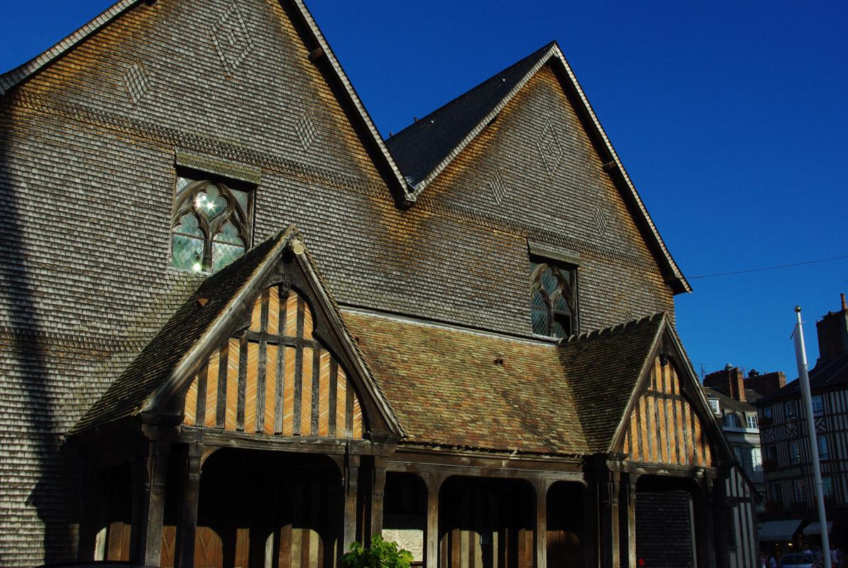 église sainte catherine à Honfleur