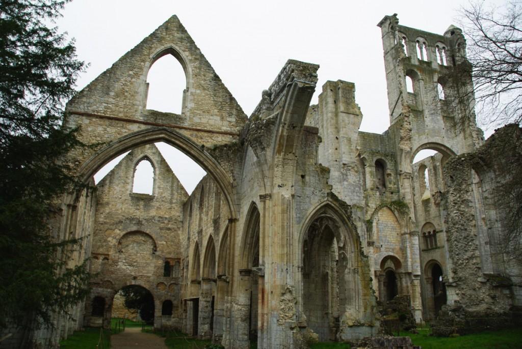 abbaye de Jumièges