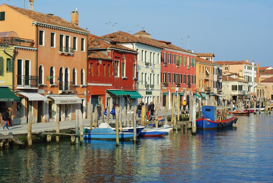 Murano : l'île des verriers