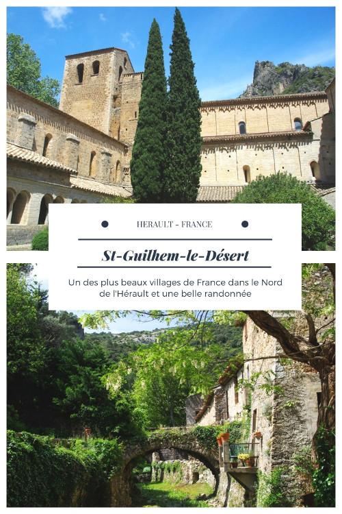 Visiter Saint-Guilhem le Désert, un des plus beaux villages de France