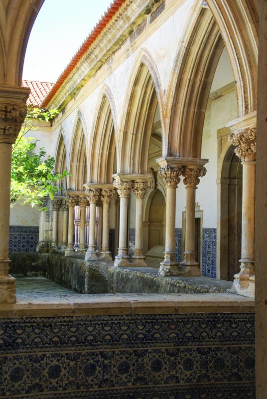 couvent du christ de Tomar
