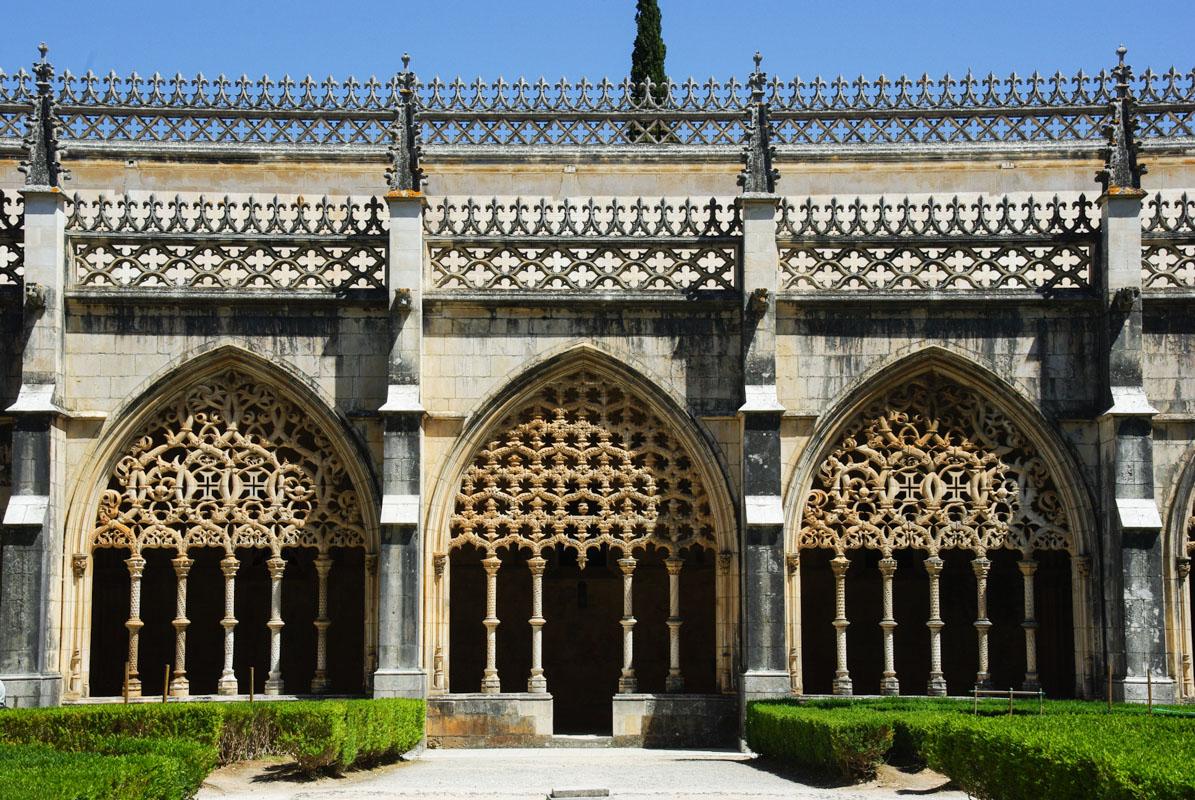 Tomar, Batalha, Alcobaça : monastères portugais du Patrimoine Mondial