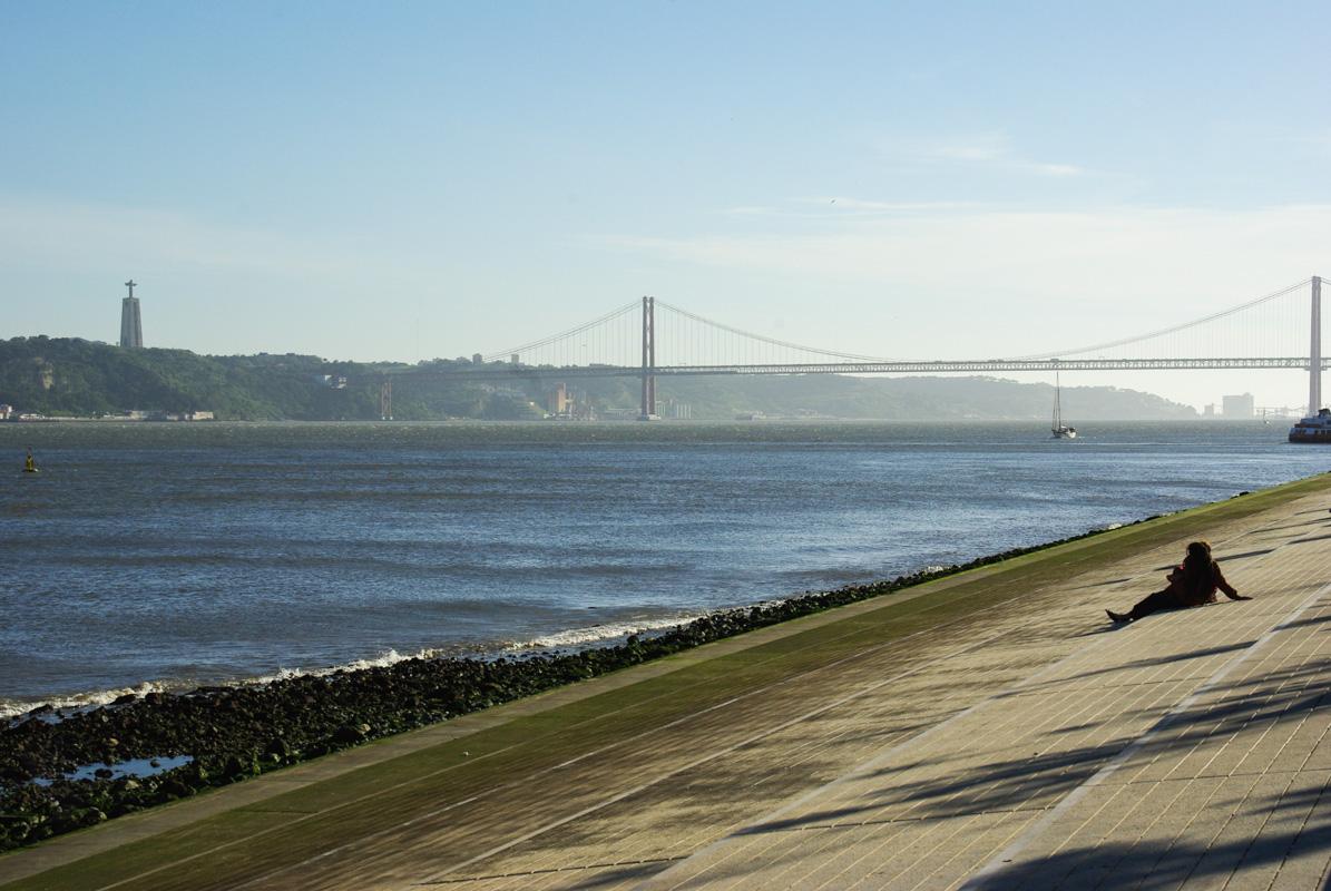 les quais du tage côté Lisbonne