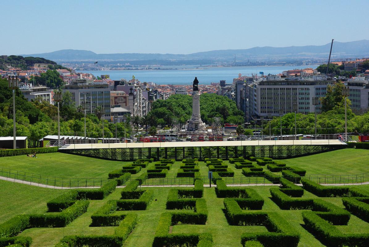 Parc Eduardo VII de Lisbonne