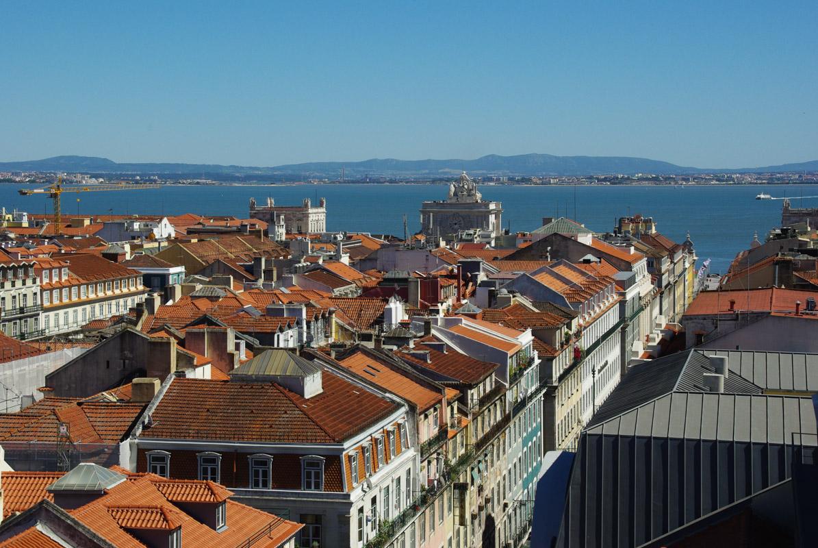 Lisbonne #2 : du musée Gubenkian aux rives du Tage
