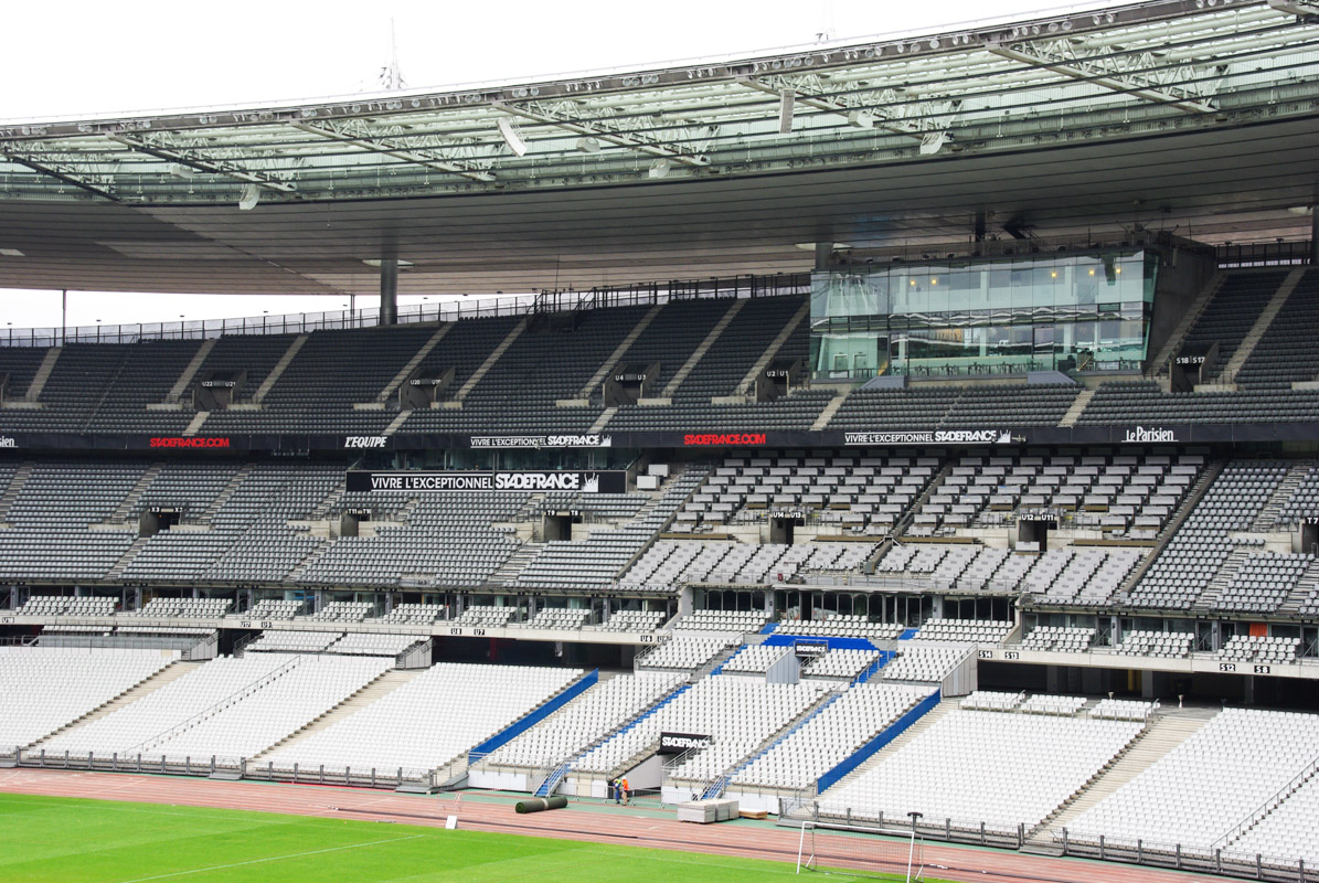 Visiter le stade de france saint denis voyager en photos - Stade de france place vip ...