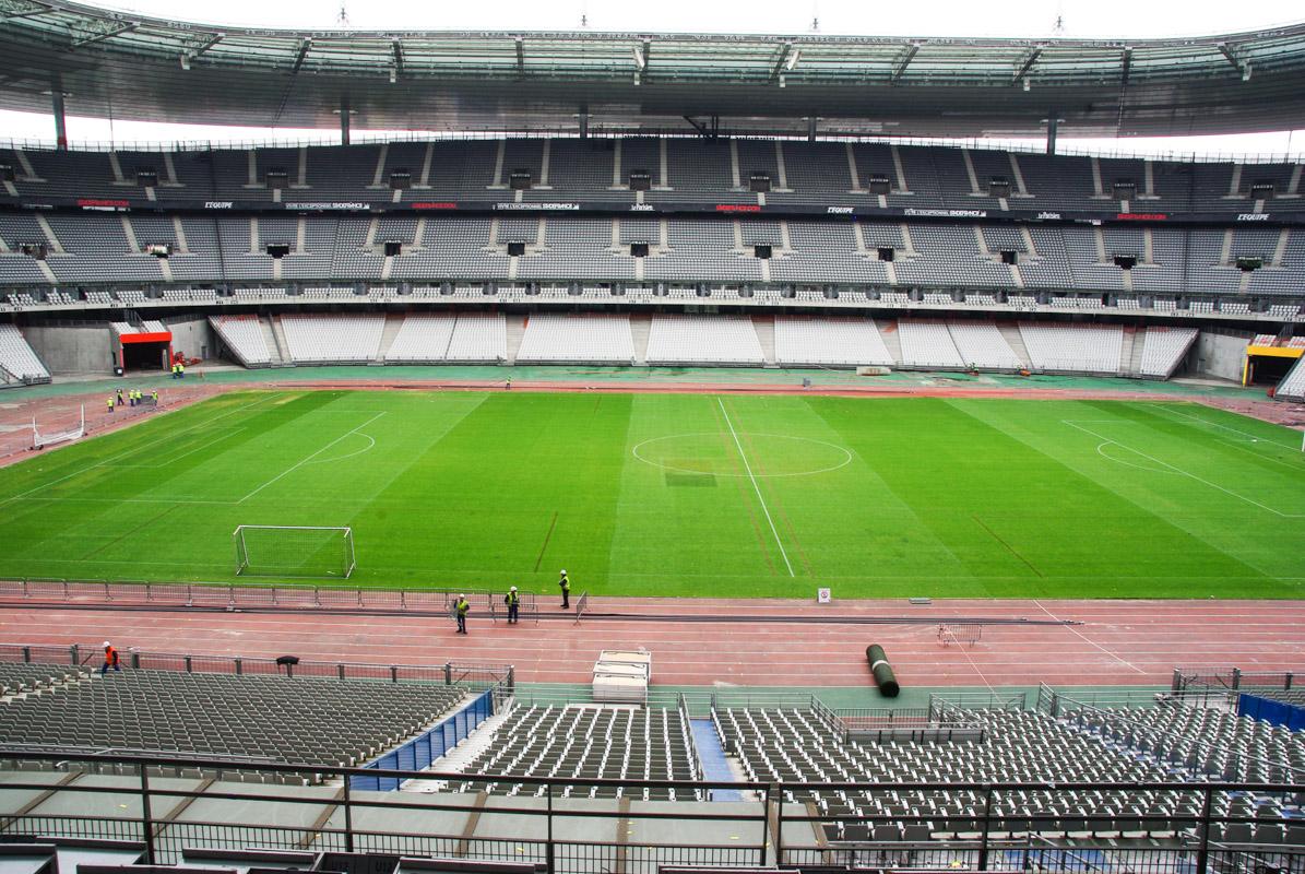 Visiter le Stade de France