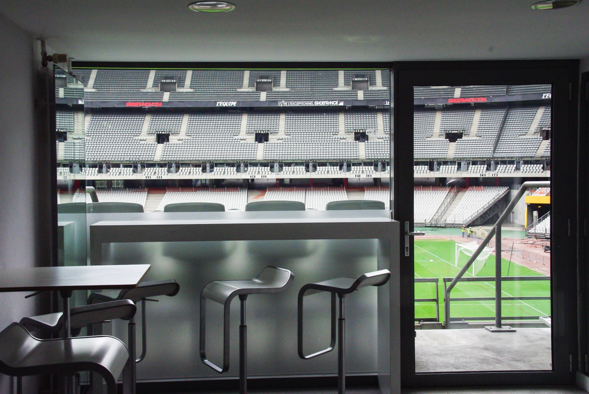 visiter le stade de france saint denis voyager en photos. Black Bedroom Furniture Sets. Home Design Ideas