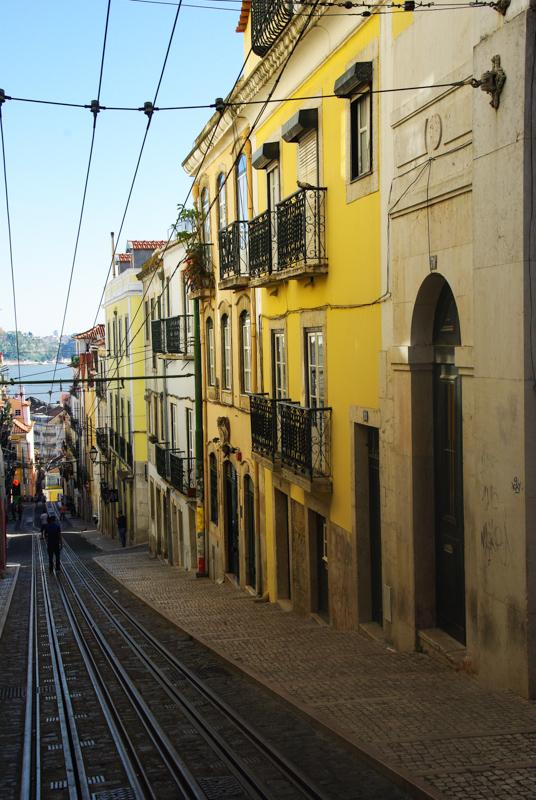 rua da bica duarte belo à Lisbonne
