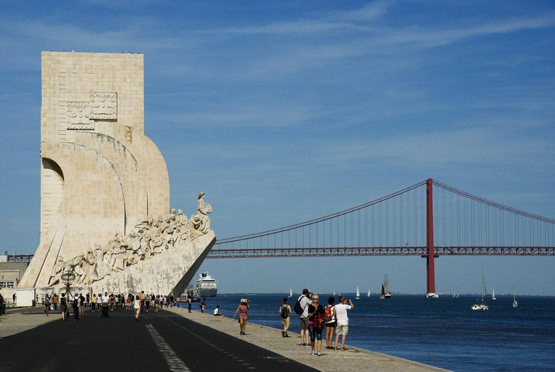 Monument des découvertes - Belem - Portugal