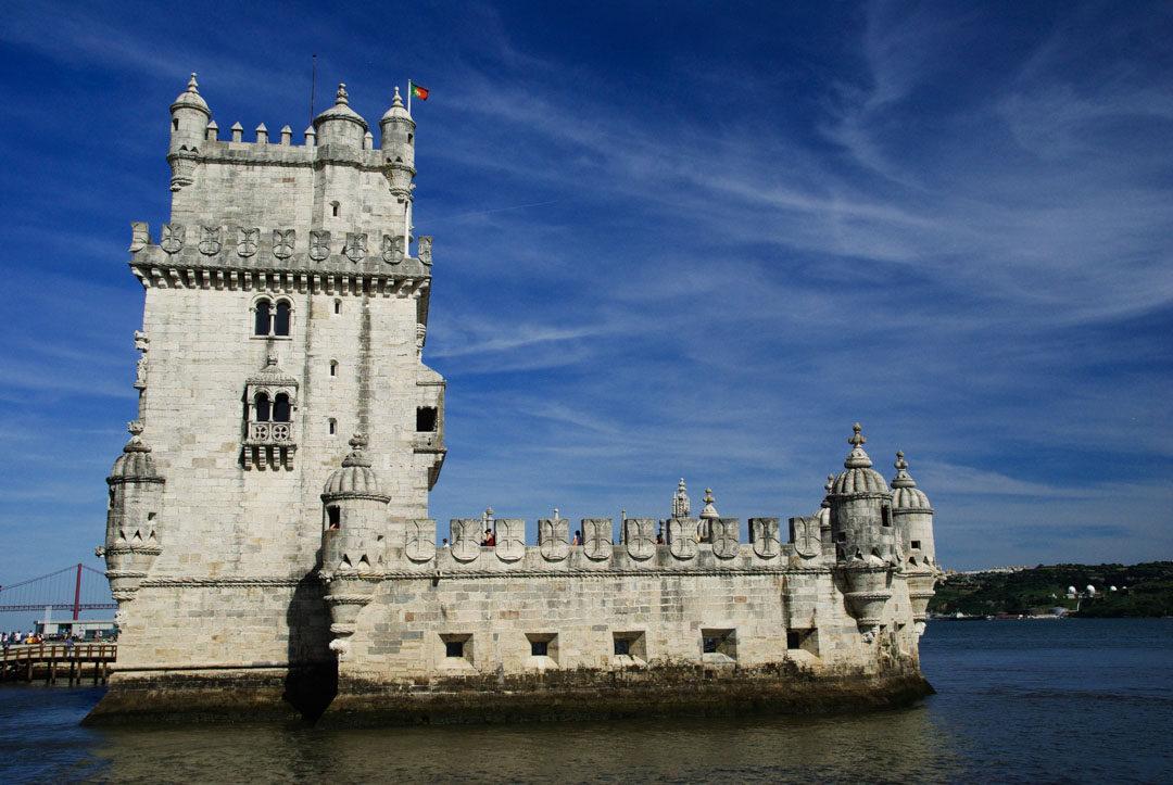 La Tour de Belém - Lisbonne - Portugal