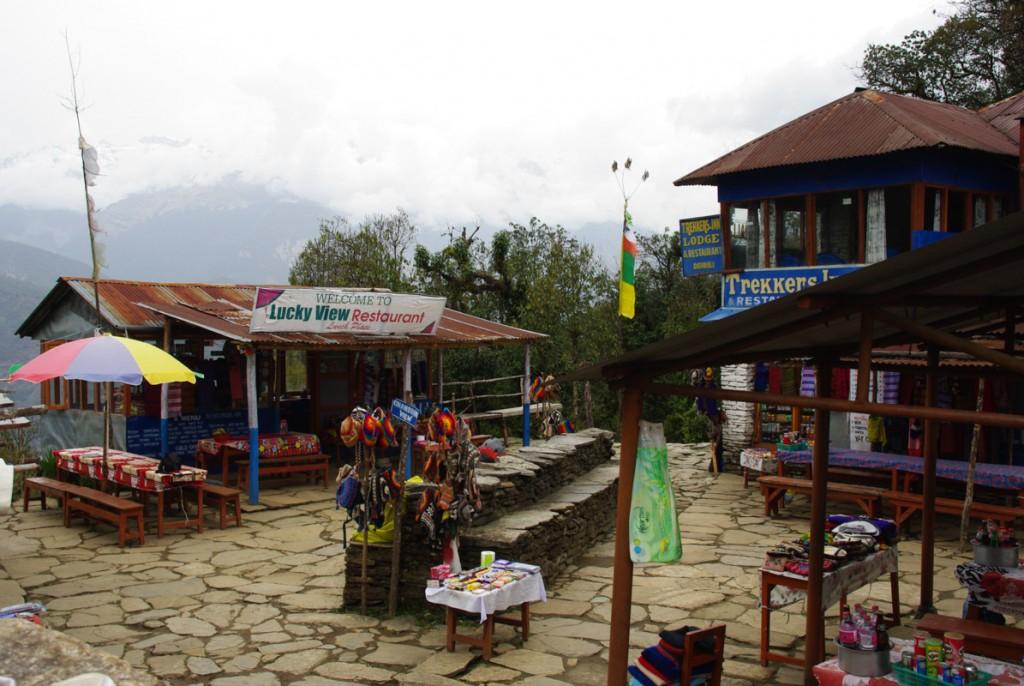 Deurali - Trek Mardi Himal