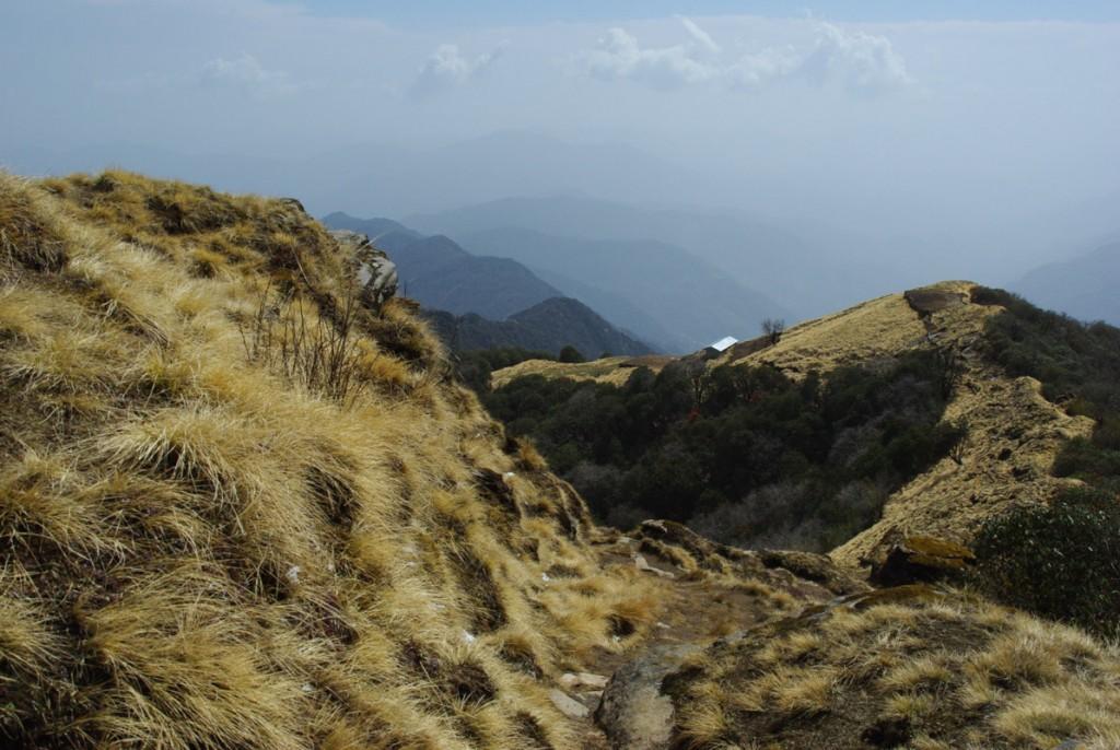 Paysage des Annapurnas