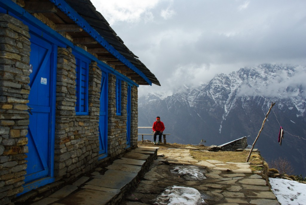 Lodge High Camp - Mardi Himal