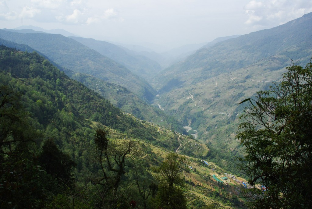 Vallée de Landruk - Népal