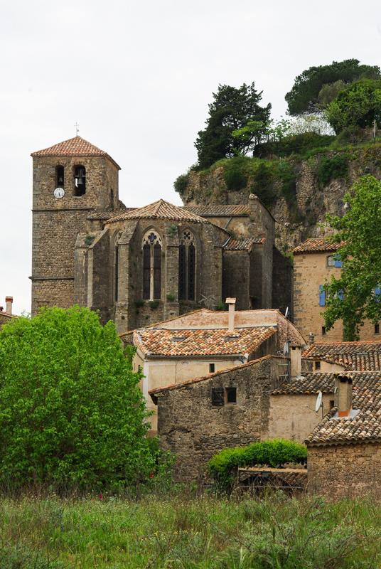 église Saint Marie de Mourèze