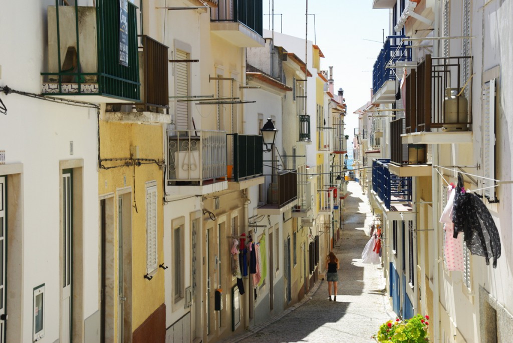 Nazar un ancien village de p cheurs au portugal - Maison de pecheur portugal ...
