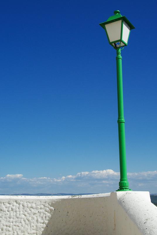 lampadaire - Nazaré