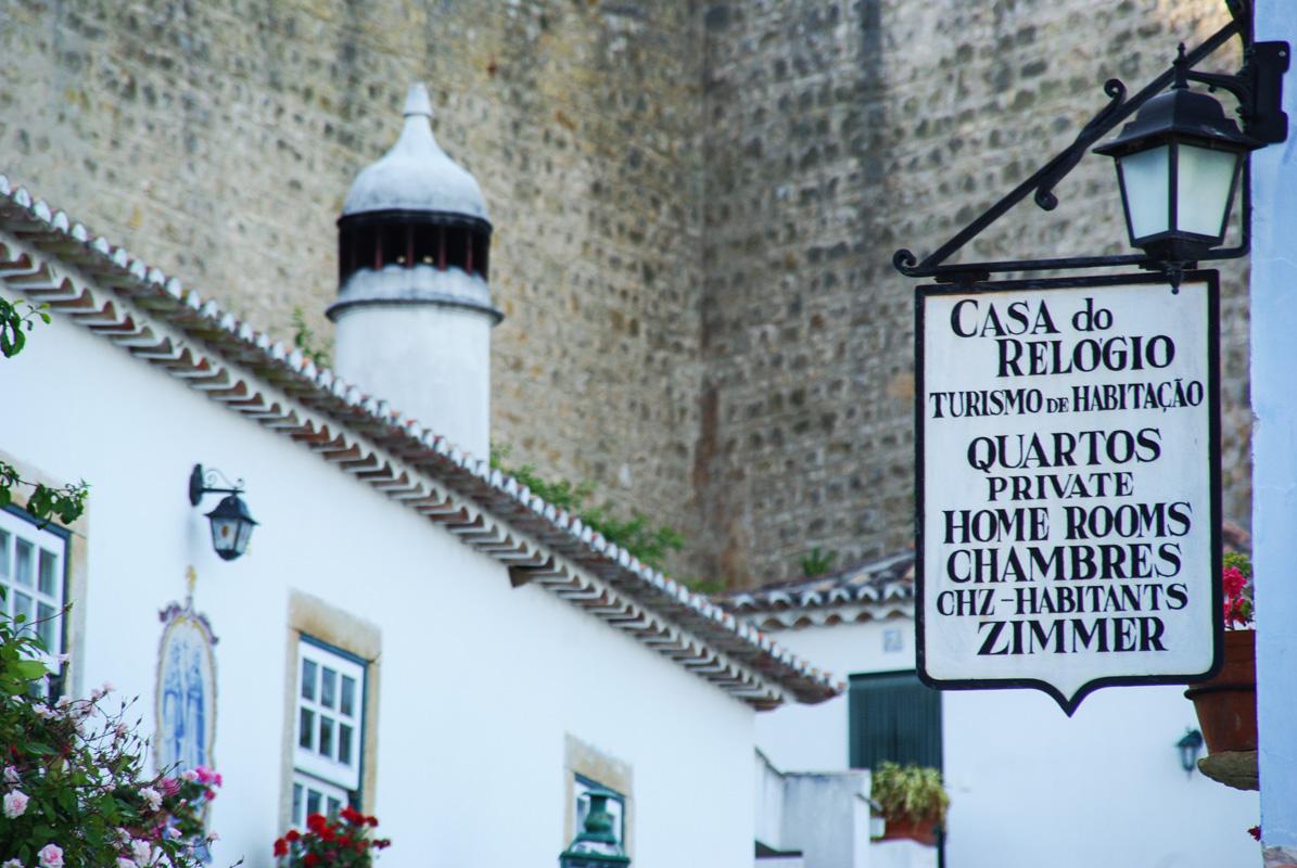 chambre d'hote Casa Do Relogio - Óbidos