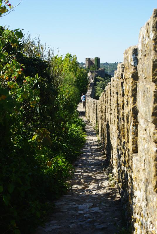 Les remparts d'Óbidos