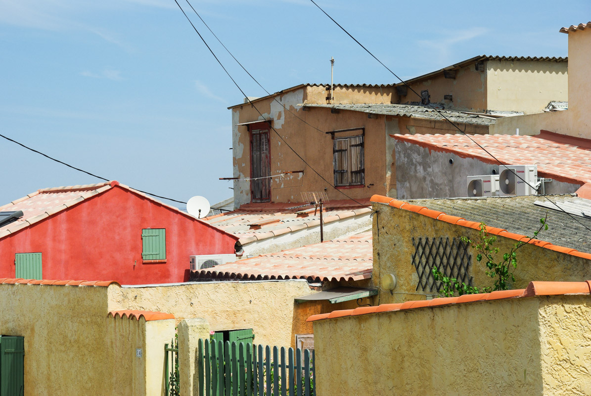 Quartier de la Madrague - Marseille