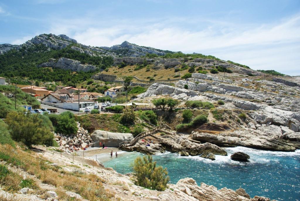 Calanque de Samena - Marseille