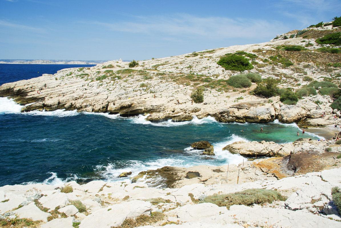 Anse de la Maronaise - Marseille