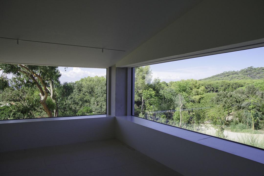 Architecture Fondation Carmignac